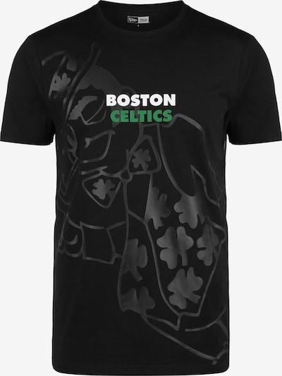 NEW ERA T-Shirt Herren in schwarz, Produktansicht