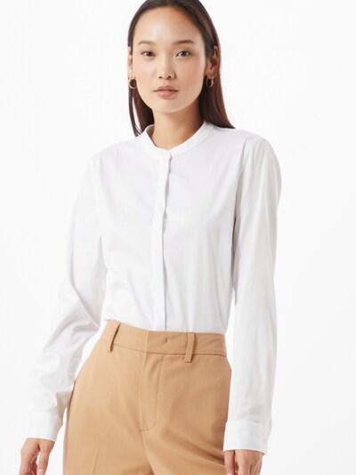 CINQUE Bluse 'CIPAPER' in weiß, Modelansicht