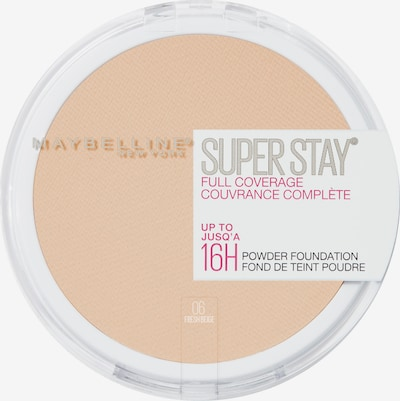 MAYBELLINE New York Puder in creme, Produktansicht