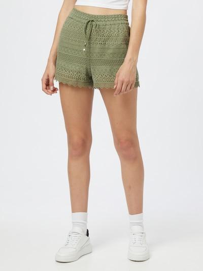 Pantaloni 'Honey' VERO MODA di colore oliva, Visualizzazione modelli