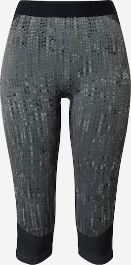 ODLO Sports trousers 'Blackcomb' in grey / black, Item view