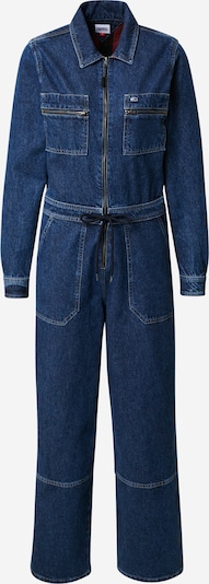 Tommy Jeans Overall in blue denim, Produktansicht