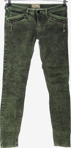 Met Stretch Jeans in 27-28 in Grau