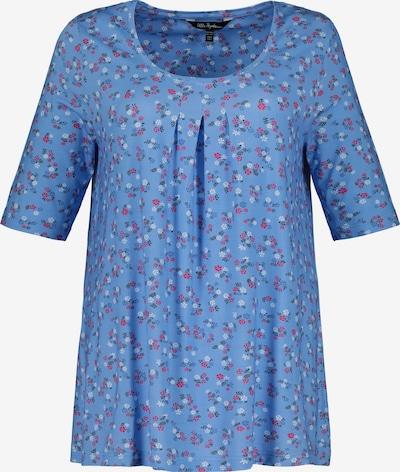 Ulla Popken Shirt in hellblau, Produktansicht