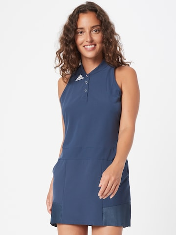 Robe de sport adidas Golf en bleu