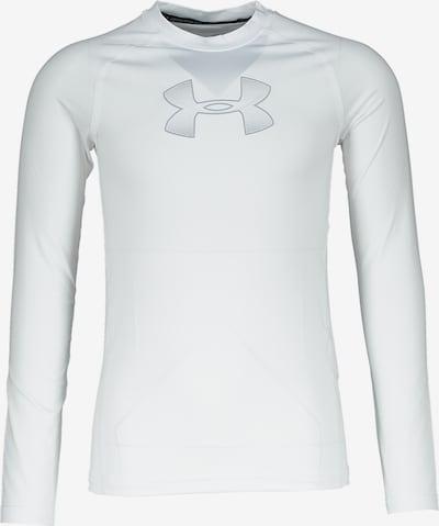 UNDER ARMOUR Shirt in grau / weißmeliert, Produktansicht