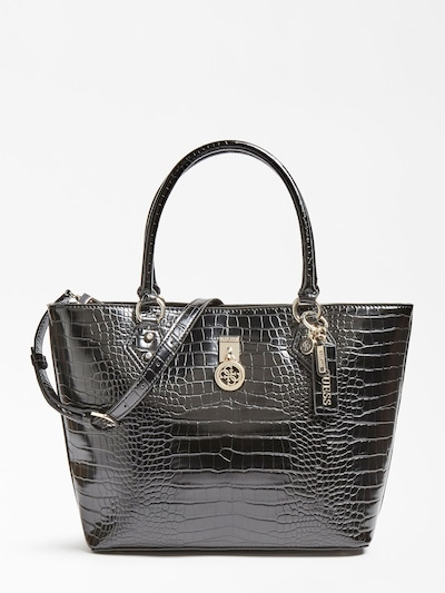 GUESS Shopper in schwarz, Produktansicht