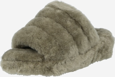 UGG Slipper 'FLUFF YEAH' in Olive / White, Item view