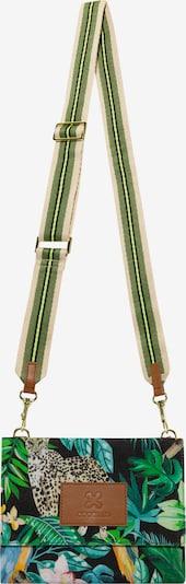 CODELLO Taška přes rameno - zelená / mix barev, Produkt