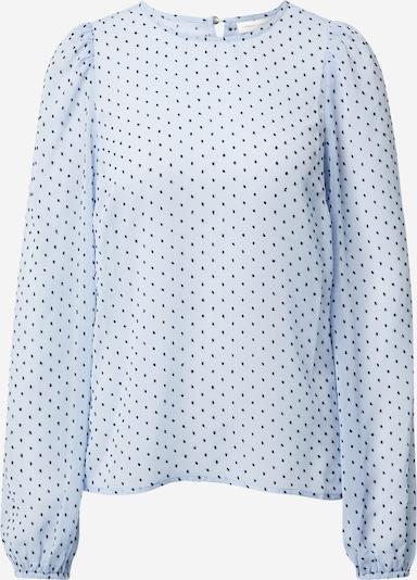 InWear Блуза в синьо / черно, Преглед на продукта