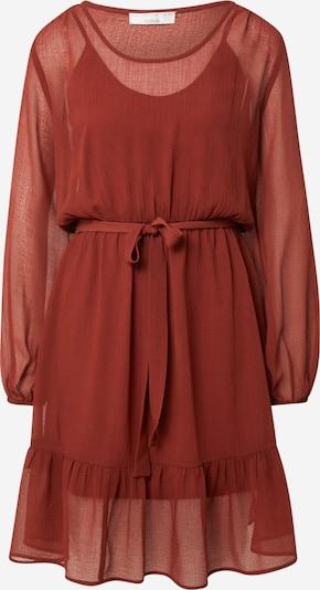 Guido Maria Kretschmer Collection Kleid 'Nicky' in rostrot, Produktansicht