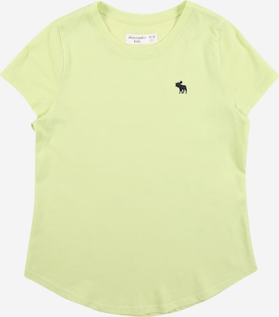 Abercrombie & Fitch T-Krekls zaļš / melns, Preces skats