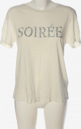 H&M T-Shirt in M in wollweiß, Produktansicht