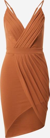 TFNC Koktejlové šaty - koňaková, Produkt