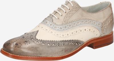 MELVIN & HAMILTON Chaussure à lacets en gris, Vue avec produit