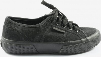 SUPERGA Sneakers & Trainers in 36 in Black, Item view