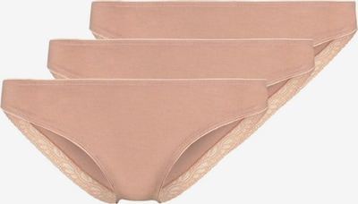 Underprotection Slip 'Bea' in de kleur Nude, Productweergave