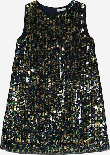 NAME IT Kleid 'RANTEL SPENCER' in dunkelblau / mischfarben, Produktansicht
