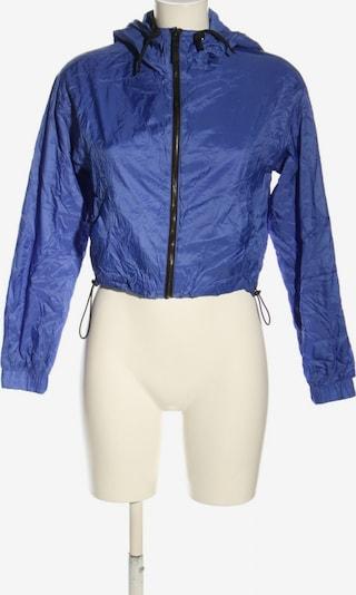 Bershka Regenjacke in S in blau, Produktansicht