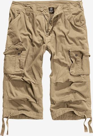 Brandit Shorts in Beige