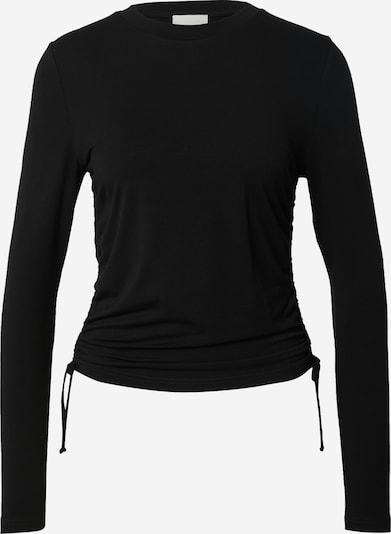 Tricou 'Chantal' ABOUT YOU x Laura Giurcanu pe negru, Vizualizare produs