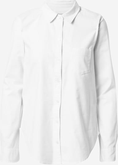 Abercrombie & Fitch Blusa en blanco, Vista del producto