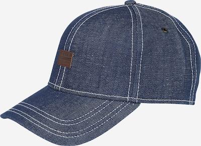 G-Star RAW Gorra en azul denim, Vista del producto