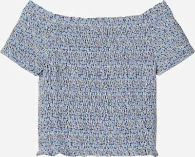NAME IT Camiseta en beige / azul / azul claro, Vista del producto