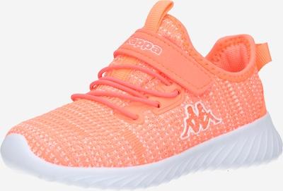 KAPPA Sneaker 'CAPILOT' in koralle / weiß, Produktansicht