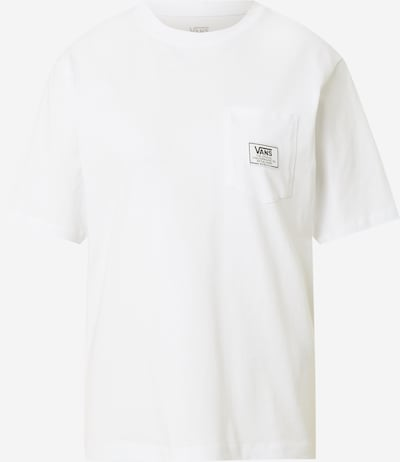 VANS Tričko - černá / bílá, Produkt