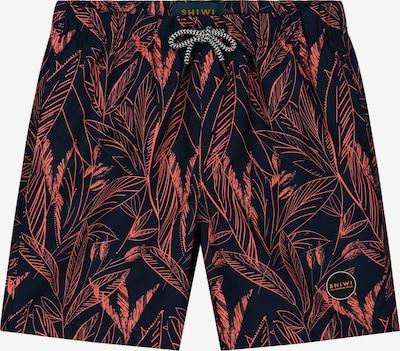 Shiwi Kupaće hlače u tamno plava / koraljna, Pregled proizvoda
