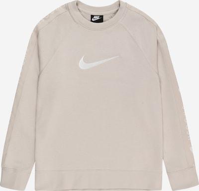 Nike Sportswear Sweat en poudre / blanc, Vue avec produit