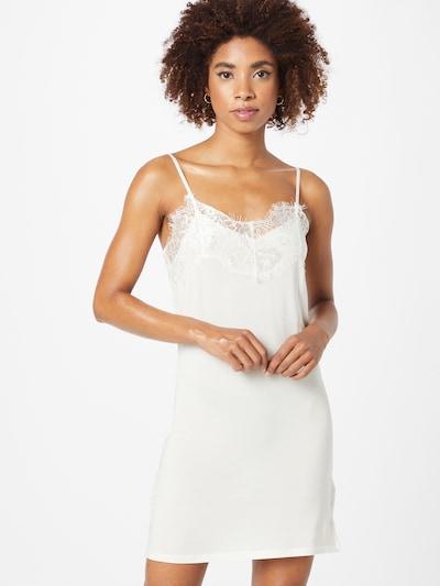 SOAKED IN LUXURY Kleid 'Clara' in offwhite, Modelansicht