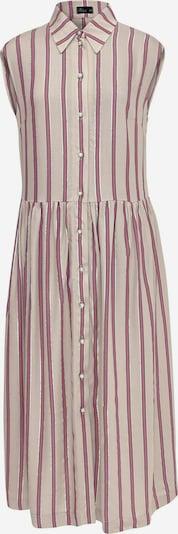 Wisell Kleid in graphit / pink / altrosa / weiß, Produktansicht