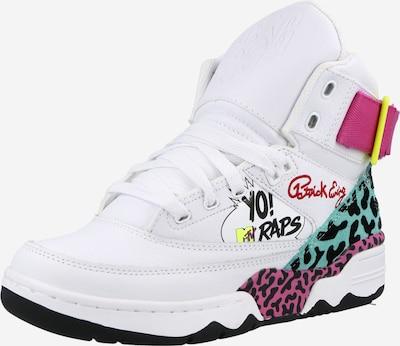 Patrick Ewing Členkové tenisky '33 HI X YO! MTV RAPS' - zmiešané farby / biela, Produkt