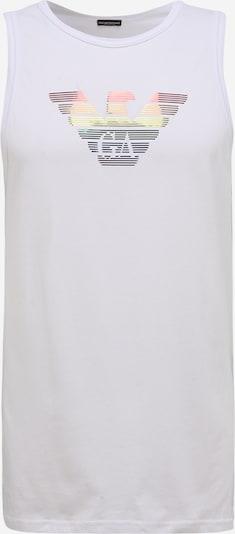Emporio Armani Shirt in mischfarben / weiß, Produktansicht