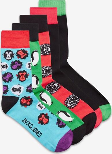 JACK & JONES Ponožky 'Angus' - zmiešané farby, Produkt