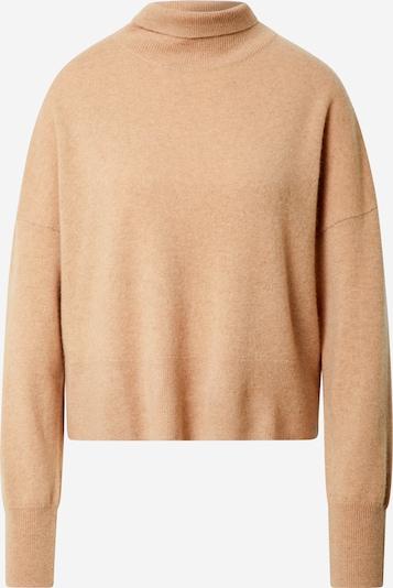 Samsoe Samsoe Sweter 'Nola' w kolorze brązowym: Widok z przodu
