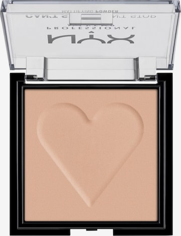 NYX Professional Makeup Puder 'Can't Stop Won't Stop Mattifying' in Beige
