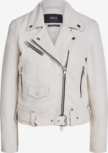 SET Jacke in weiß, Produktansicht