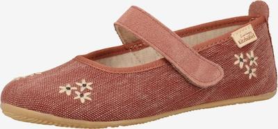 Living Kitzbühel Huisschoenen in de kleur Rood, Productweergave