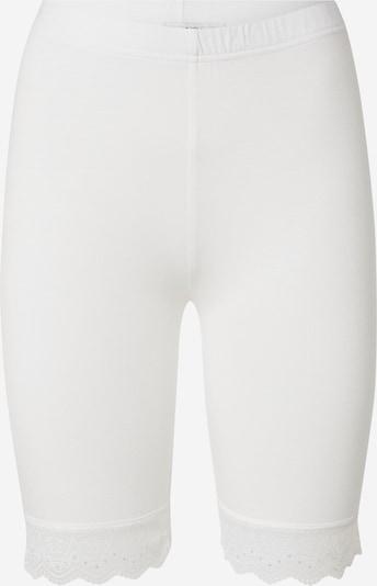 Noa Noa Leggings en blanc, Vue avec produit