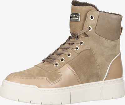SCAPA Sneaker in beige / gold / taupe, Produktansicht