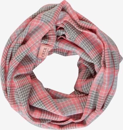 CECIL Loop in grau / pink, Produktansicht