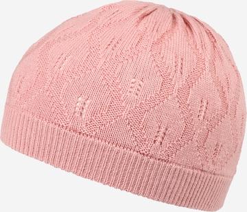 PETIT BATEAU Mütze 'BONNET' in Pink