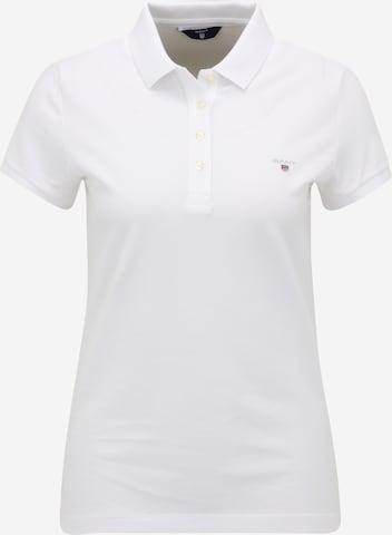 GANT Tričko - biela