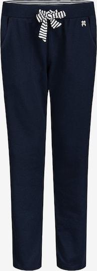 SANETTA Pyjama in blau, Produktansicht