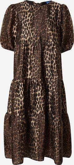 Crās Vestido 'Lilicras' en beige / marrón / negro, Vista del producto