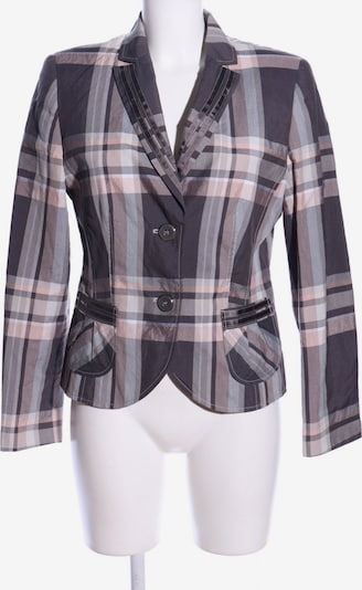 GERRY WEBER Blazer in M in Light grey / Purple / Pink, Item view