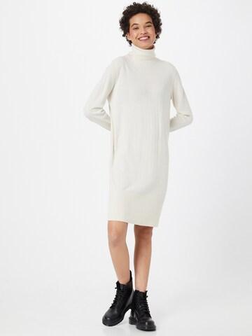 Marc O'Polo Gebreide jurk in Wit